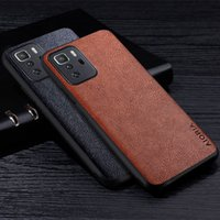 Cases For Poco X3 GT Premium Business Style Protective Back Cover