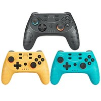 NS-168 Bluetooth Wireless 6-axis Gyroscope Game Controller Joystick Gamepad with Vibration Feedback for Switch Pro Lite PUBG