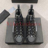 19SS B23 Высокопроизводительные кроссовки красные женские туфли наклонные холст с прозрачными панелями Техническое шнурок Мужская классическая повседневная обувь
