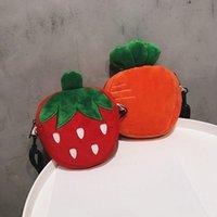 Sacs à bandoulière design de la mode Femmes troupeaux Fruits Crossbacks Sacs Bandoulière Kawaii Totes All-Match