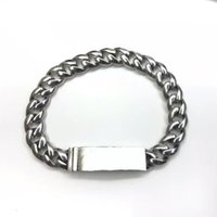 Simple personality male and female couple sword bracelet Korean version of the cross Scout flower bracelet silver