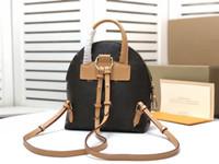 مصمم مصمم Luxury Moon Backpack M44944 حقيبة الظهر حقيبة كروز - 25x23x12.5cm