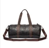 luxurys Leather Travel Bag Tote Big Weekend Man Cowskin Duffle Hand Luggage Male Handbags Large