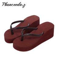 Sandalias de recorte de moda Sandalias abiertas Toe Bajas Bohemian Summer Shoes Playa Tamaño 4 210619