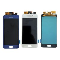 Samsung c5prolc inner and outer touch screen LCD glass assembly