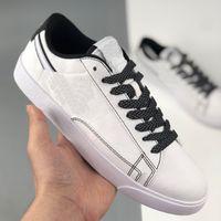 2021 Kadın Erkek Blazer Düşük Le Koşu Ayakkabıları Gri Sis Beyaz Siyah En Kaliteli Eğitmenler Sneakers Klasik Gölge Eğitmen Spor Düz Ayakkabı