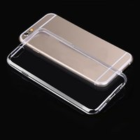Clear Transparent Slim Soft TPU Phone Cases For iPhone 11 12 13 Pro Max Xs Xr 7 8 plus Protect Silicon Ultra Thin Shell Cover 0.5mm