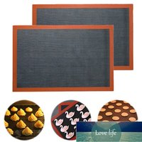 Perforated Silicone Baking Mat Non-Stick Baking Oven Sheet Liner for Cookie  Bread  Macaroon Biscuits Kitchen Tools