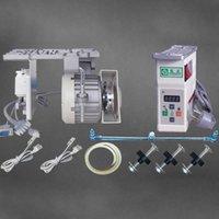 Sewing machine Energy-saving motor 220V Flat car double-needle machine 650W industrial brushless servo silent