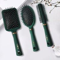 Hair Brushes Fashion Detangling Brush Scalp Massage Comb For Curly Detangler Hairbrush Women Men Salon