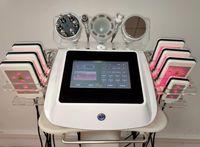 new 6 in 1 rf ultrasonic 40k cavitation slimming device laser lipo machine