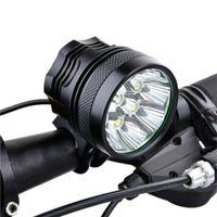 المهنية دراجة ضوء الأمامي دراجة مصباح العلوي الدراجات الشعلة ل 34000 LM T6 led 3 أوضاع # 2A26 أضواء