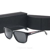 الكلاسيكية العلامة التجارية تصميم نظارات 2021 الأزياء الفاخرة الاستقطاب للرجال النساء الطيار خمر مكبرة uv400 نظارات 1982 مصمم النظارات المتضخم القبول عدسة