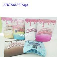 3.5g Mylar Çanta Nate Robinson Cali Paketleri Paketleme Çantası Ziplock La Kush Kek Sprinklez Egzotik Ambalaj