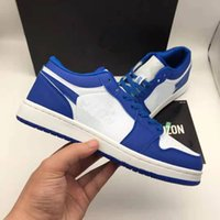 Rahat Erkekler Kadınlar Kaykay Ayakkabı Moda Düşük Kesim Deri Rahat Açık 1 S OG Dunk Ayakkabı Unisex Zapatos Sneakers 36-44