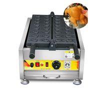 Elektrikli Tavuk Şekilli Waffle Makinesi Gıda İşleme Ekipmanları Makinesi Izgara Kek Baker Demir Pan 110 V 220 V Plakalar Pişirme Sevimli Karikatür Meme Fırın