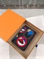 السيدات Zippy بطاقة الائتمان محافظ عملة محفظة الحقيبة borsa di lusso جلد طبيعي محفظة empreinte المستقيم verso portefeuille حامل N60130 N60154 N60091