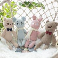 Сопровождает спать Ragdoll милая кошка кукла детский день игрушки куклы дети дня рождения подарок hwf7285