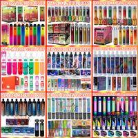 Einweg-Vape-Stift E-Zigarette Randm Leo Bang XXL Switch Duo Air Bar Max Lux Rebel 1000 2000 2500 3000 4000 4500 5000 Puffs Wiederaufladbare Vapes Kit