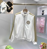 21FW Designer Sportswear Stylist Tracksuits Classic Zipper Cardigan Hoodie + Simple Deportes Pantalones Casual Traje para mujer 2 Tamaño de alta calidad S-L