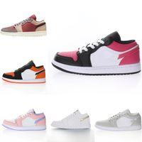 Chaussures de basketball de 2021men Dunks Baskets de course Femmes Sneakers antidérapants résistants à l'usure antidérapante