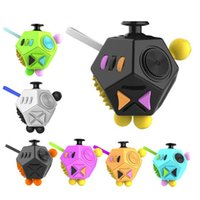 Stress Relieve Toy Anti Anxiety Boredom Fingertips Adult Gift Relaxation Relief Pocket fidget toys