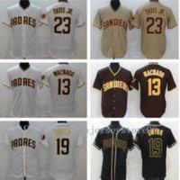 2021 Baseball Jersey Dinelson Lamet Jersey 23 Fernando Tatis Jr. 9 Jake Cronenworth 18 Austin Hecken 10 Hunter Renfroe 5 Greg Garcia Custom Wholesale