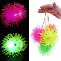 Favor pop it luminous tpr Dinosaur vent ball grape fruit pinch music squeeze layer creative decompression 2021 toy