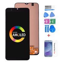 6.4'' Display Super AMOLED For Samsung Galaxy A20 A205 SM-A205F A205FN LCD Display With Touch Screen Digitizer Assembly