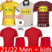20 21 22 22 رجل الاطفال كيت الفانيلة كرة القدم مايوه دي القدم لكرة القدم جيرسي كرة القدم قميص 2021 2022 منزل بعيدا camiseta de fútbol camisas de futbol