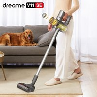 [EU Instock] Dreame V11 SE Handheld Wireless Vacuum Cleaner Smart Cleaning 25000Pa Powerful Suction LED Display Dust Collector Cleaners