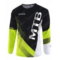 2020 новый Downhill Jersey MTB Enduro Offroad Larga горный велосипед мотокросс Джерси BMX DH MTB футболка одежда X0503