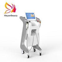 2021 Mesoterapia Estúdio Estúdio RF RF Contornando Estrias Remoção Escarlate Branco Vertical Fracionário Microneedle Machine