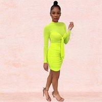 Sexy Strap Gradient Designer Frauen Kleider Spaghetti Womens Kleid Farbe Täfelte Freizeitkleidung Sleeveless V-ausschnitt Frauen Sommer Baumwolle Dres