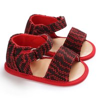 First Walkers Infant Baby Shoes Girls Moccasins Born Summer Prewalker Toddler Hollow Breathable Beach SHL023