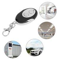 433MHz Wireless 2 tasti Copia Copy Telecomando Telecomando Porta del garage universale per gadget Auto Home PT / SC / LX / HX / HT Controlander