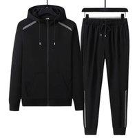 21SS 패션 망 Womens Tracksuits Sweatshirts Suits 봄 가을 남자 트랙 땀 복용 슈트 코트 남자 디자이너 자켓 후드 팬츠 스포츠웨어