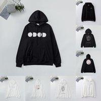Erkek Bayan Hoodies Moda Erkekler Kapşonlu Hip Hop Çiftler Tasarımcı Hoodie Kadınlar için Gevşek Fit Kazak Lüks Giysi Sudadera Tişörtü Süveterleri DR2022