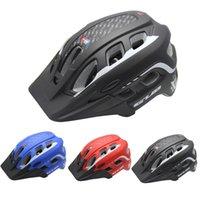 Casque de cyclisme ultralight Unisexe adultes Road VTT Vélo Vélo Vélo Vélo Hoverboard Viseur de casque Visière réglable 3 couleurs