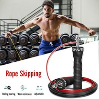 Jump Ropes Weight Skip Rope For Men Adjustable Speed Workout Nonslip Handle Skipping Gym Jumping Fitness Leg Body Training