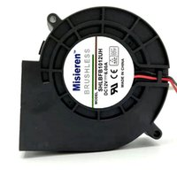 Oven Speciale ventilatieventilator Centrifugaal Turbo Blower BFB1012UH 9733 12V 6A-fanskoelingen