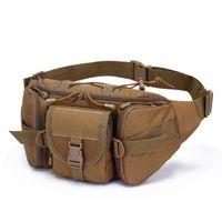 التكتيكية فاني حزمة للرجال الخصر حقيبة العسكرية الورك حزام في الهواء الطلق المشي لمسافات طويلة الصيد