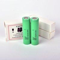 INR18650 25R 2500mAh 18650 Batterie E CIG MOD Wiederaufladbare Li-Ion-Zelle