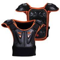 Children's Armor Jacket Spine Chest Protection Equipment Motocross Motorcycle Skateboard Jacket Child Armor Child Protection