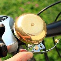 Bici Corni Bicicletta Bell MTB Road Sharp Avvertimento Accessori in ottone retrò Guida in alluminio