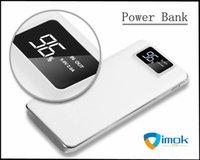 20000mAh Power Bank portátiles externo de copia de seguridad de la copia de seguridad de la copia de seguridad del teléfono móvil Universal Teléfono móvil PowerBank Paquete de cargadores USB para teléfonos celulares