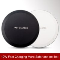 Universal Wireless-charger Adapter with USB Cables Line Portable Travel Fast 5W 10W Wireless Charger for Android mobile Phones