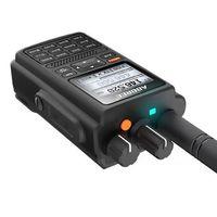 Abbree AR-F8 GPS Walkie Talkie High Power 136-520MHz Frequenz CTCSS DNS Detektion Riesige LED-Anzeige 10km langer Reichweite 5 stücke DHL
