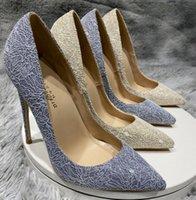 Designers de marca de luxo Mulheres sapatos fosco apontado dedos dedos vermelhos sapato de casamento sapato alto 8cm 10cm 12cm bombas de couro genuíno tamanho pequeno euro34 a 45