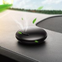 Car Air Freshener Baseus Perfume Fragrance For Dashboard Solid Diffuser Smell Interior Home Auto Accessories